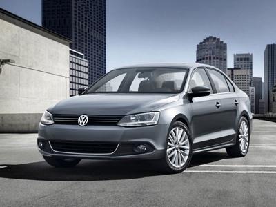 Новая Volkswagen Jetta. Фото VW