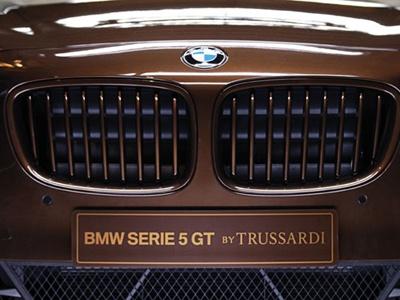 Фото BMW&Trussardi