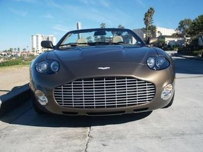 Выставленный на продажу Aston Martin DB AR1 Zagato. Фото с сайта dupontregistry.com