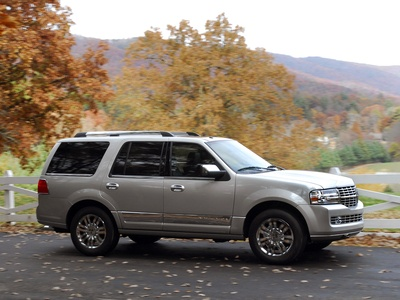 Lincoln Navigator. Фото Lincoln