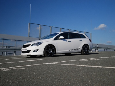 Opel Astra Sports Tourer от Steinmetz. Фото Steinmetz