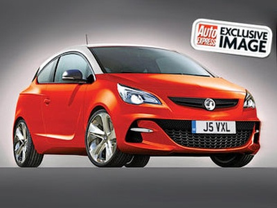 Предполагаемый внешний вид новой малолитражки Opel. Иллюстрация с сайта autoexpress.co.uk
