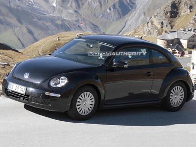Новое поколение New Beetle. Фото с сайта motorauthority.com