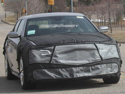 Chrysler 300 SRT8. Фото с сайта motorauthority.com