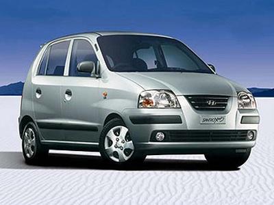 Бюджетная модель Hyundai Santro Xing для Китая. Фото Hyundai