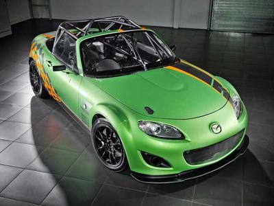 Mazda MX-5 GT. Фото Mazda