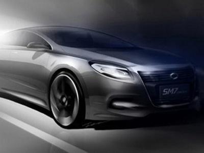 Иллюстрация Samsung Motors