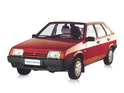 """Lada 2109. Фото """"АвтоВАЗа"""""""