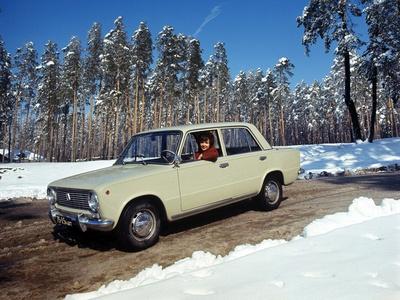 """ВАЗ-2101. Фото """"АвтоВАЗа"""""""
