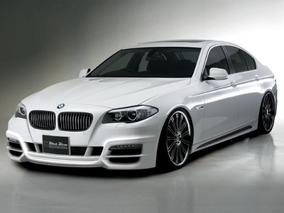 BMW 5 Black Bison. Фото Wald