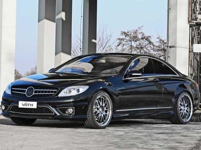 Mercedes-Benz CL-klass от VATH. Фото VATH