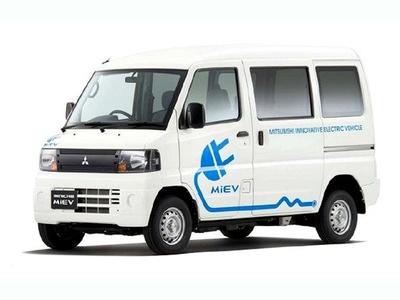 Mitsubishi Minicab-MiEV. Фото Mitsubishi