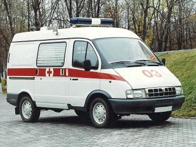 """ГАЗ 22172 """"Соболь"""". Фото """"ГАЗа"""""""
