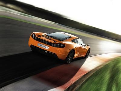 McLaren MP4-12C. Фото с сайта cars.ru