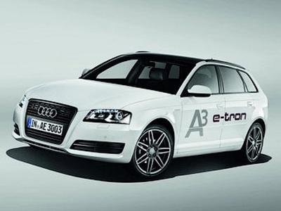 Audi A3 Sportback e-tron. Фото Audi