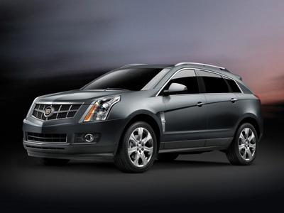 Cadillac CRX 2011. Фото Cadillac