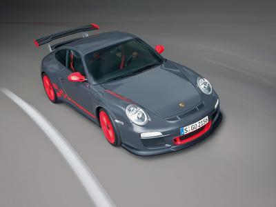 Porsche 911 GT3 RS. Фото Porsche