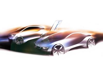 Иллюстрация BMW