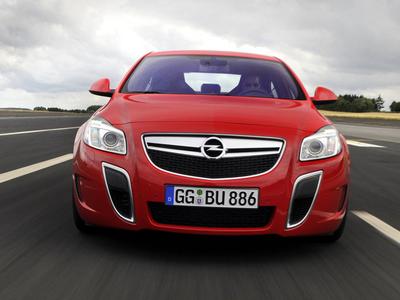 Opel Insignia OPC Unlimited. Фото Opel