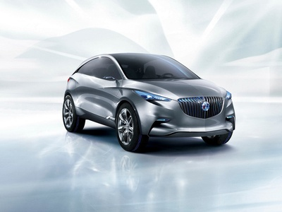 Buick Envision Concept. Фото Buick