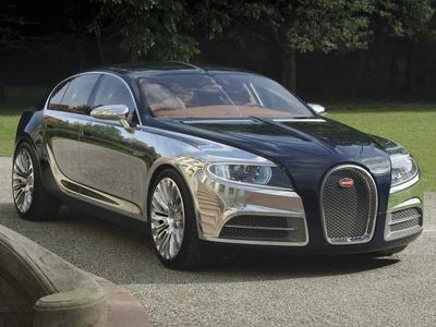 Bugatti Galibier. Фото Galibier