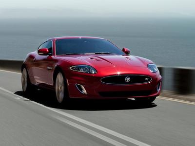 Обновленный Jaguar XKR. Фото Jaguar