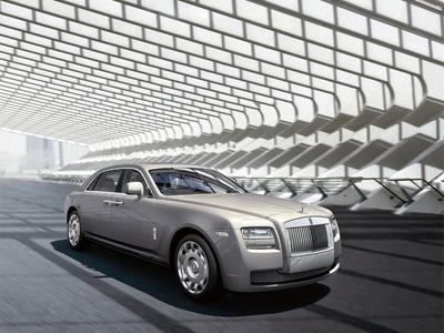 Rolls-Royce Ghost Extended Wheelbase. Фото Rolls-Royce