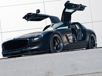 SLS 63 GT Supersport. Фото Kircherer