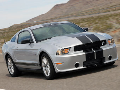 Ford Mustang Shelby GTS. Фото Shelby American