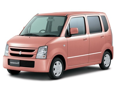 Suzuki Wagon R. Фото Suzuki