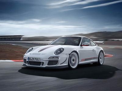 Porsche 911 GT3 RS 4.0. Фото Porsche