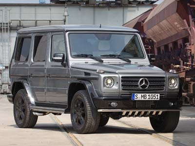 "Mercedes-Benz G-Class ""Edition Select"". Фото Mercedes-Benz"