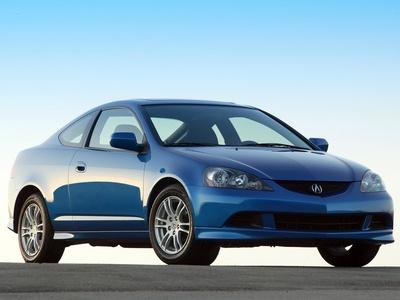 Acura RSX (2006). Фото Acura