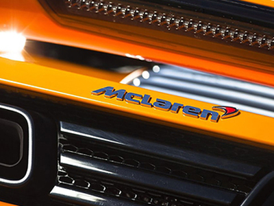 Фото McLaren Automotive