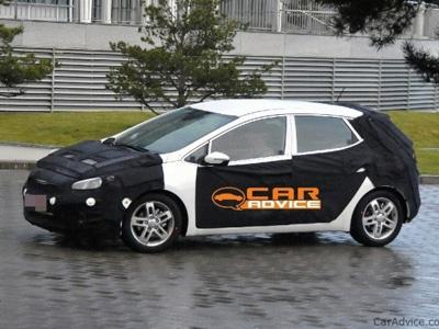 Тесты Cee'd следующего поколения. Фото с сайта caradvice.com.au