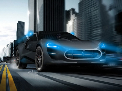 Maserati GT Grabin. Иллюстрации с сайта apex.ru