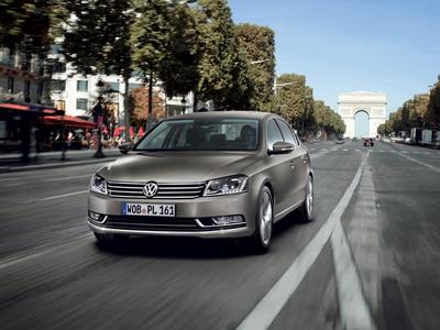 Volkswagen Passat. Фото Volkswagen