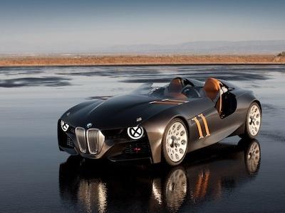 BMW 328 Hommage. Фото BMW