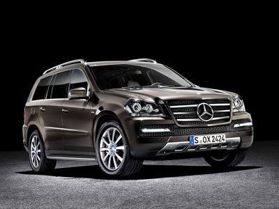 """Mercedes-Benz GL-Class """"Grand Edition"""". Фото Mercedes-Benz"""