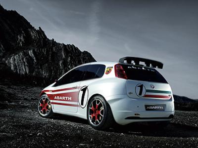 Fiat Grande Punto Super 2000. Фото Fiat