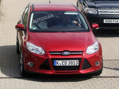 Ford Focus ST. Фото с сайта autocar.co.uk