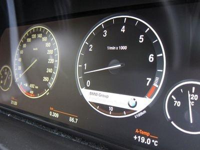 Электронная приборная панель BMW. Фото autoblog.com