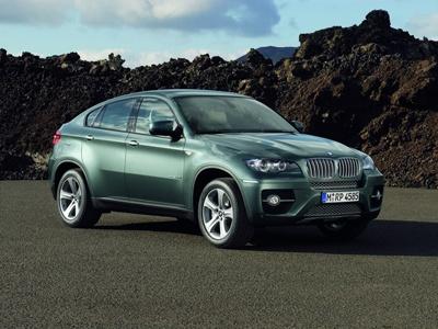 BMW X6 текущего поколения. Фото BMW