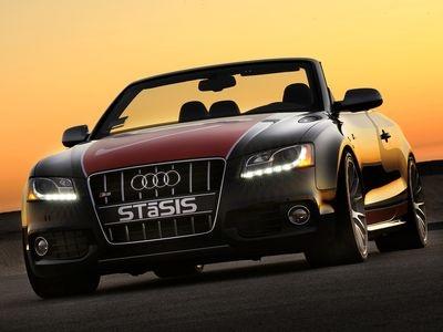 Audi S5 Cabrio от STaSIS Engineering. Фото STaSIS Engineering