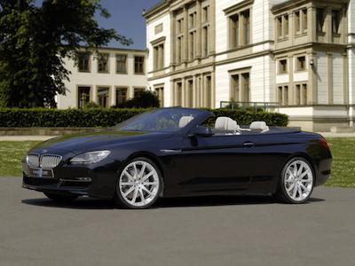 BMW 6 Series Cabrio от Hartge. Фото Hartge
