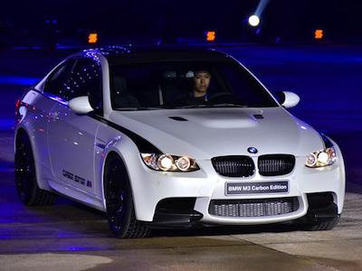 BMW M3 Carbon Edition. Фото с сайта apex.ru