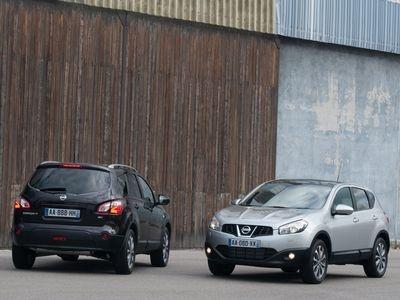 Nissan Qashqai. Фото Nissan