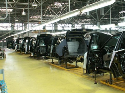 Завод Дервейс. Фото компании Дервейс