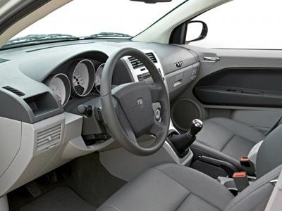 Dodge Caliber. Фото Chrysler