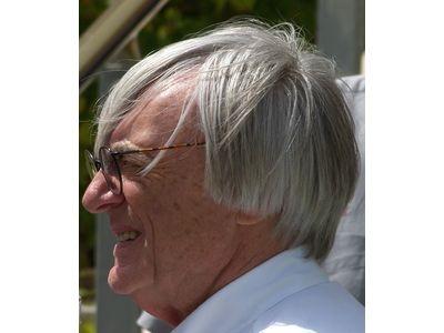 Берни Экклстоун. Фото с сайта wikimedia.org